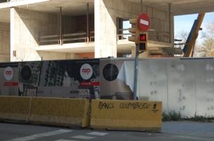 Eix Pere IV vol donar vida a espais que ara resten inutilitzats, i que s'integrin en la remodelació del carrer.