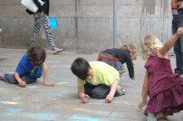 Activitats infantils durant la jornada festiva