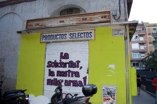 L'Oficina després del desallotjament/C.Serra