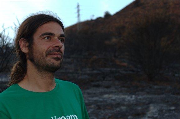 Raul Ferrando, veí afectat de La Font del Gos