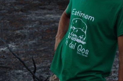 Estimem Font del Gos és una campanya organitzada pels veïns per reclamar la millora dels serveis i equipaments. / Joan Aleix Mata