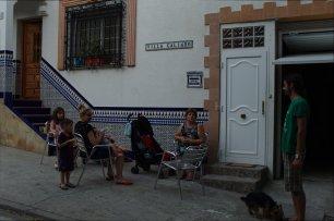 Font del Gos té una població aproximada de 300 habitants i hi ha unes 100 cases afectades. / Joan Aleix Mata