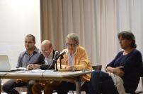 El veïnat recorda que el Niza ha estat històricament vinculat a les reivindicacions socials i polítiques del barri, sobretot després de la dictadura franquista. Entre d'altres, el Niza va acollir mítings del PSUC o del Front d'Alliberament Gai de Catalunya (FAGC), pioner en la lluita pels drets LGTBI a l'Estat espanyol. / JUDIT PASTOR I COSTA